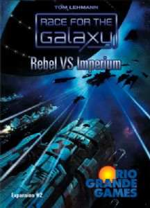 Race for the Galaxy Rebel vs Imerium